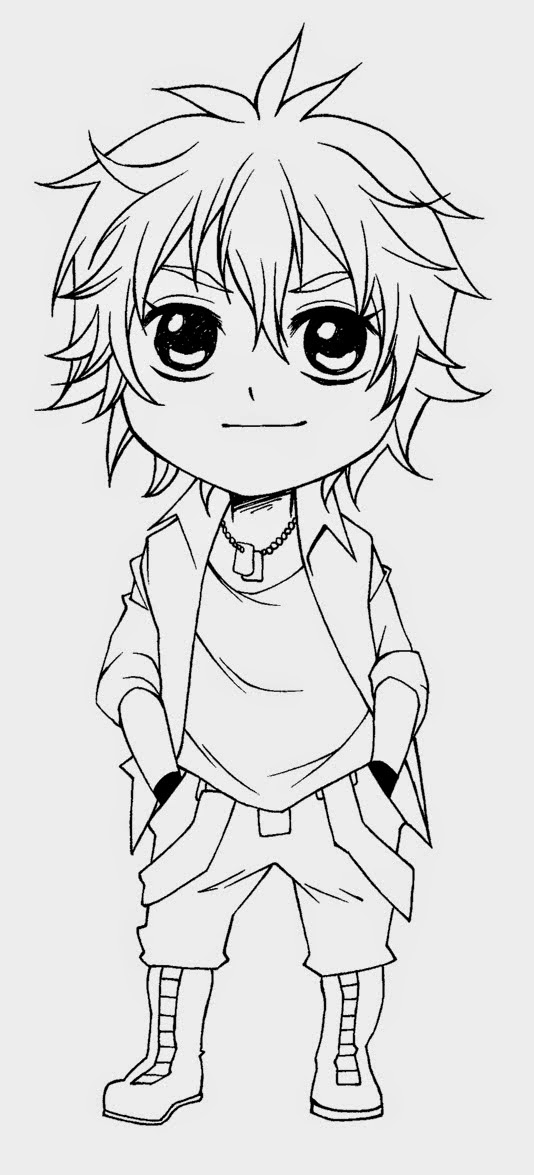 Chibi Undertaker Coloring Page - Auto Electrical Wiring Diagram