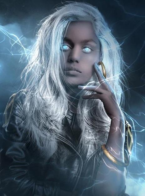 Ultra Tendencias Los personajes de Stranger Things se transforman en XMen a travs del Fan Art