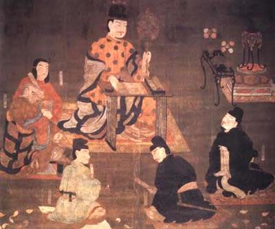 Shotoku court