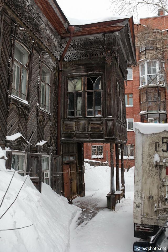 томск улица войкова