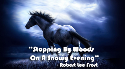 Stopping by woods on a snowy evening word meanings translation word meanings and translation in nepali for stopping by woods on a snowy evening stopping by woods on a snowy evening was written by robert lee frost stopboris Gallery