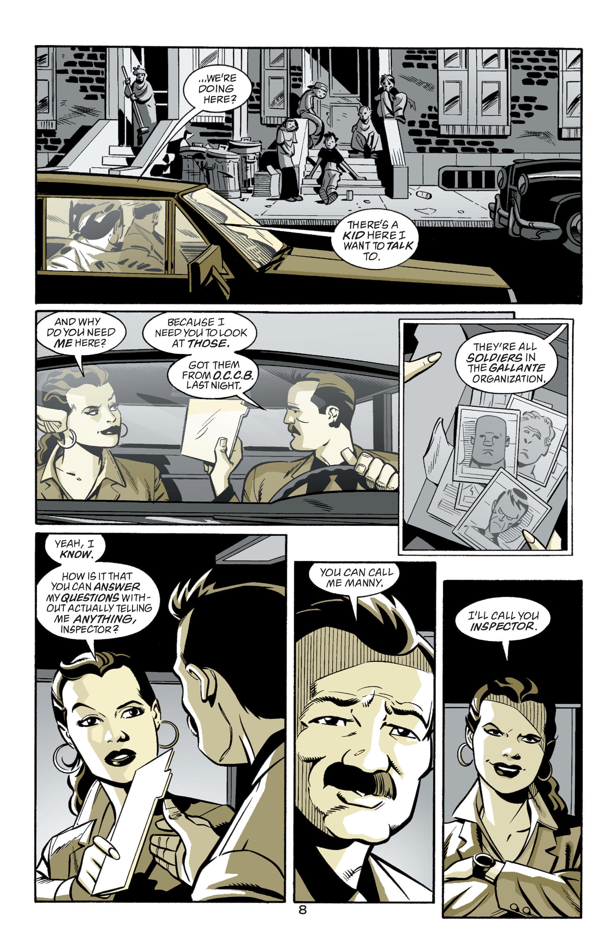 Detective Comics (1937) 762 Page 8