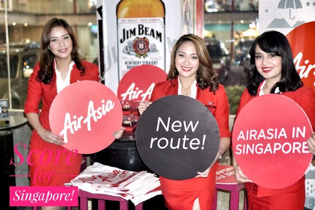 Air Asia launches Cebu To Singapore Route