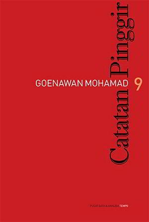 Catatan Pinggir 9 PDF Penulis Goenawan Mohamad