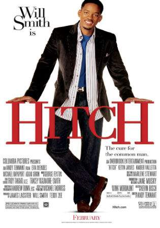 Hitch 2005 BRRip Hindi Dubbed 720p Dual Audio 850MB Watch Online Full Movie Download Worldfree4u 9xmovies