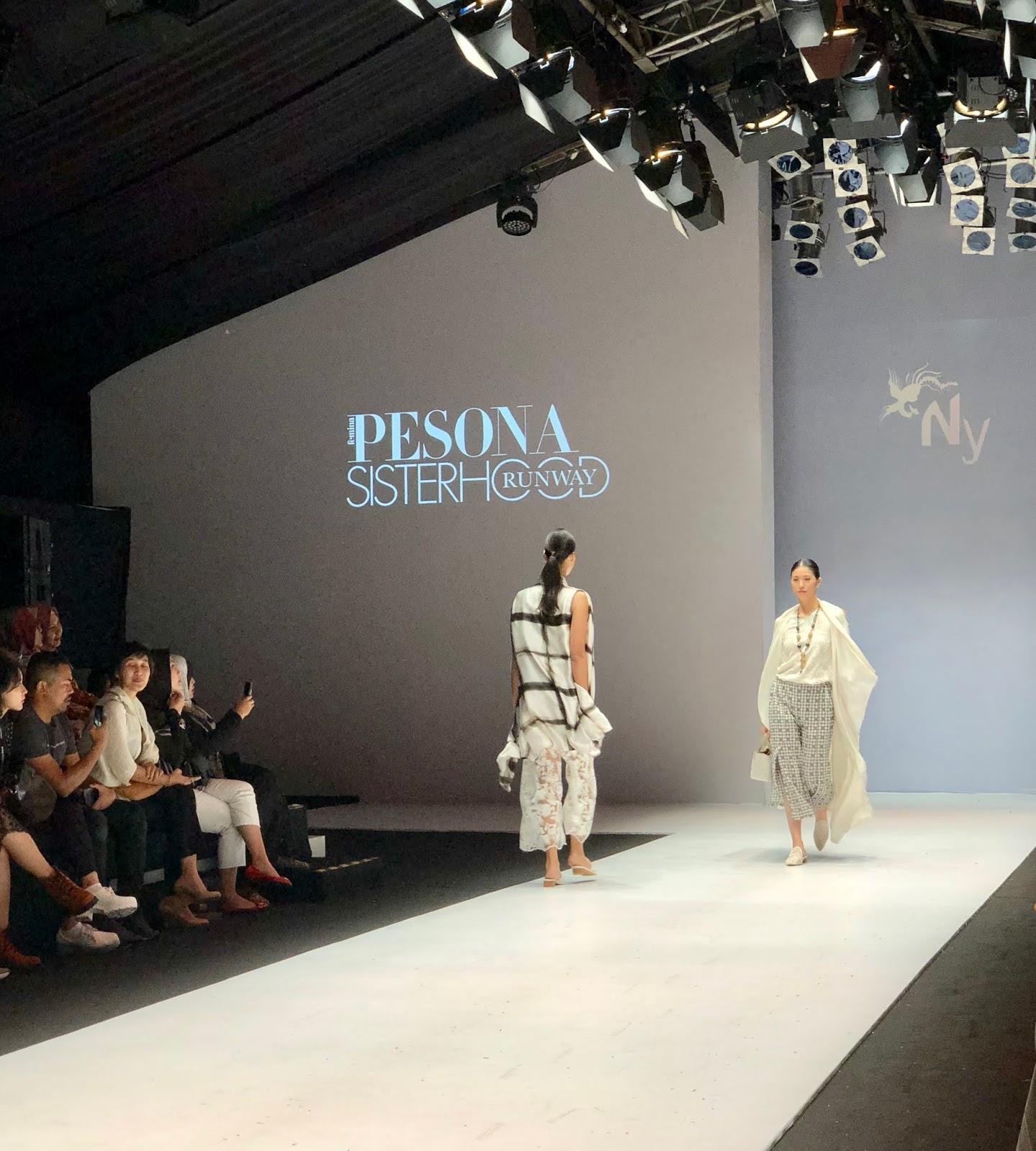 My Purple World : Jakarta Fashion Week 10