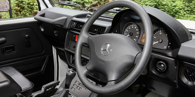 Chiêm ngưỡng xe bán tải Mercedes-Benz G300 CDI mới ban tai mercedes benz g300 cdi 05