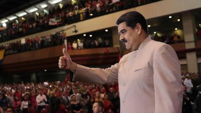 Maduro exige justicia al 'máximo nivel' contra traidores de Venezuela