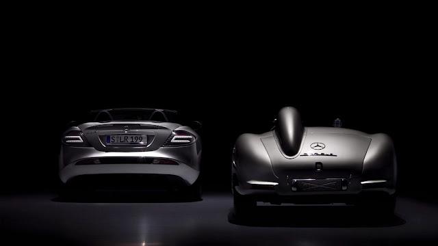 Mercedes-Benz SLR