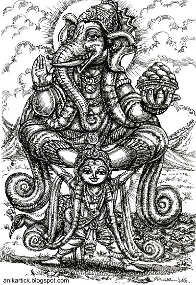 Hindu God images 8