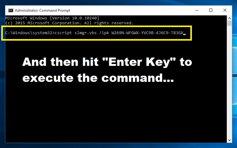 windows 64 bit activation key