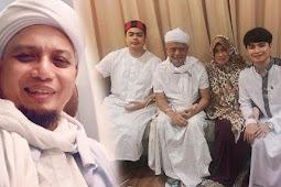 Kabar Terbaru Ustadz Arifin Ilham Setelah 5 Hari di Malaysia, Diungkap Putranya Melalui Foto ini