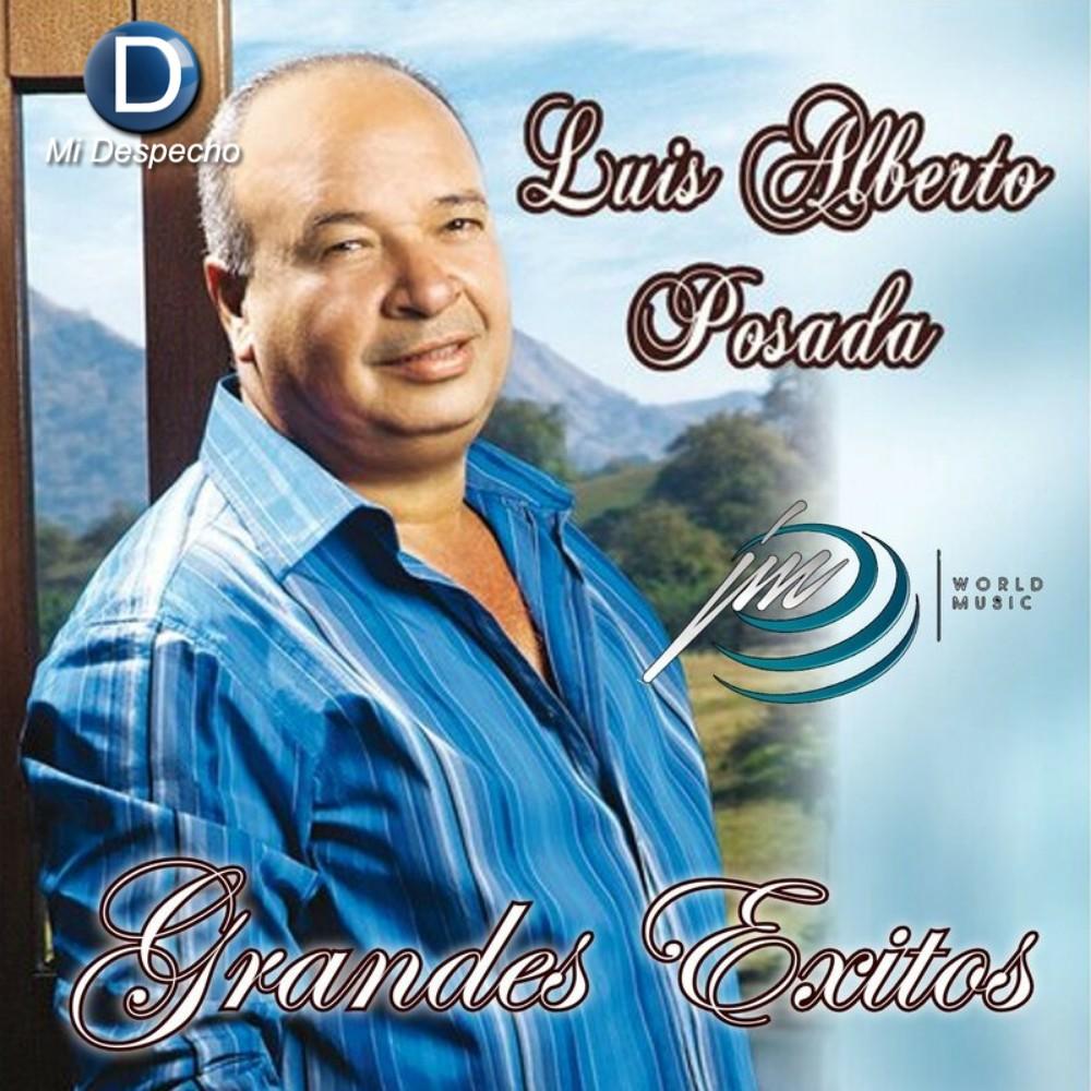 Luis Alberto Posada Grandes Exitos Vol 1 Frontal