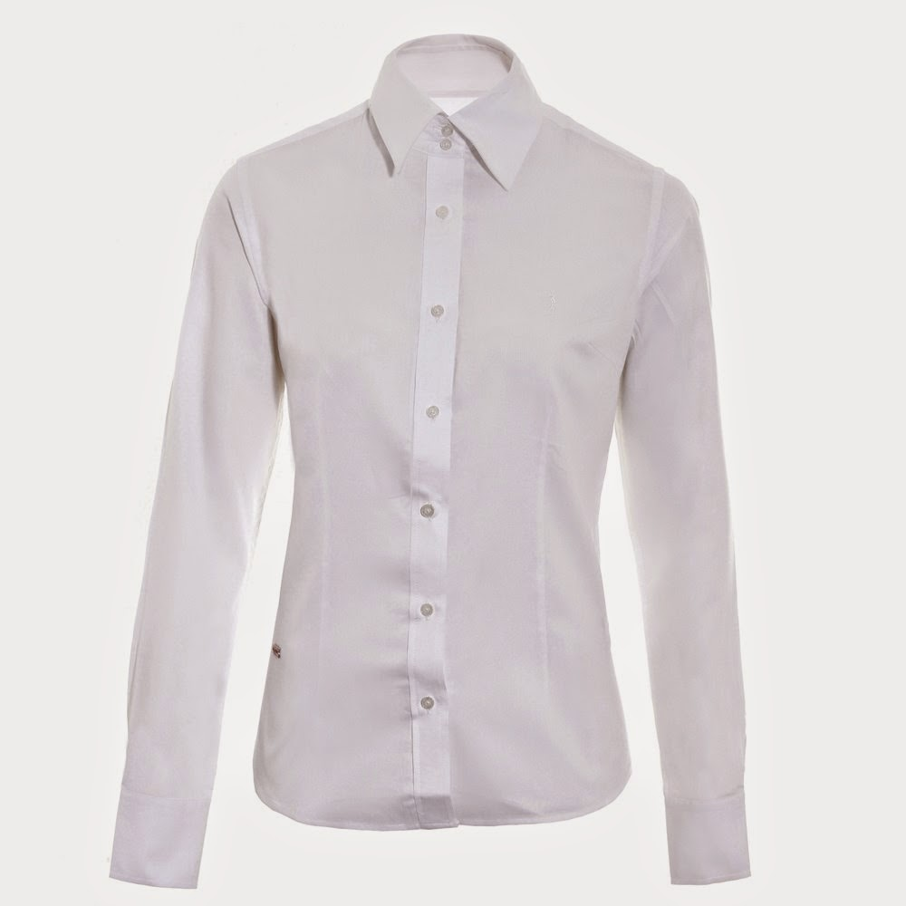 DeaTwilightZone - como usar camisa social branca fashion?