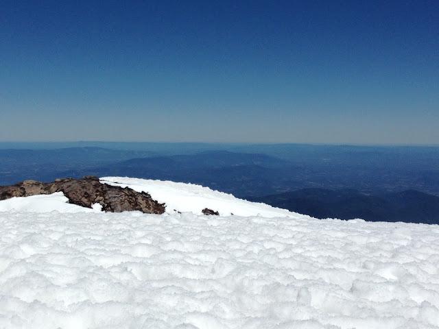 Topo do Vulcão Villarica Chile