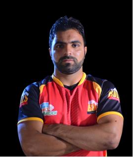 Preetam Chillar, Pro Kabaddi, Bengluru Bulls