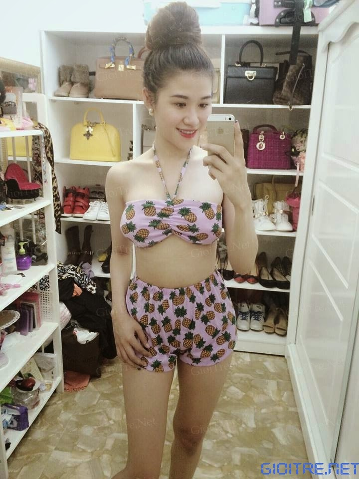 Model Kim Hoàng | E-CUP