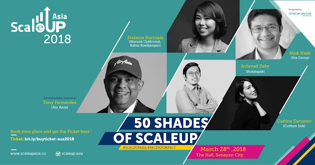 SCALE-UP ASIA 2018