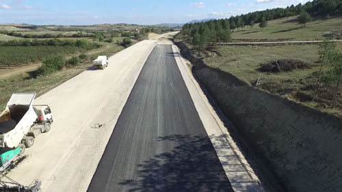 Skopje - Shtip highway to be built by 2017