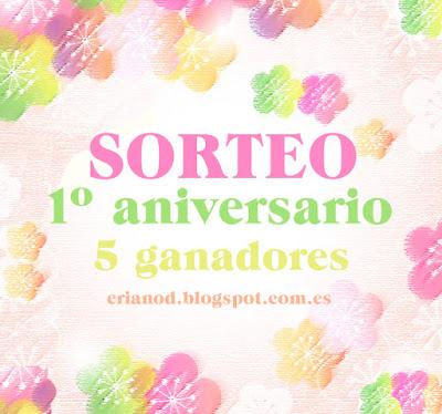 SORTEO Cumple + 1º Aniversario