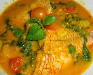 Resep Ikan Woku