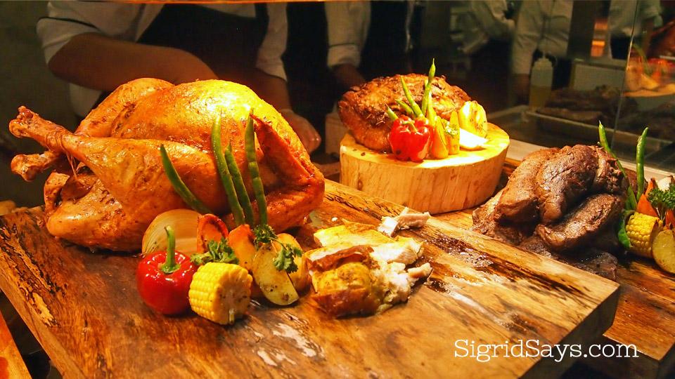 Vikings Luxury Buffet - Vikings Bacolod - Viking Buffet Bacolod - Vikings Buffet - eat all you can restaurant - carving station