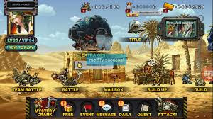 Metal Slug Attack 3.19.0 Mod Apk + Data
