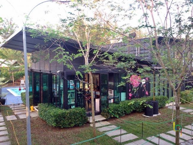 The Kabin Pantai Remis Kuala Selangor Reception