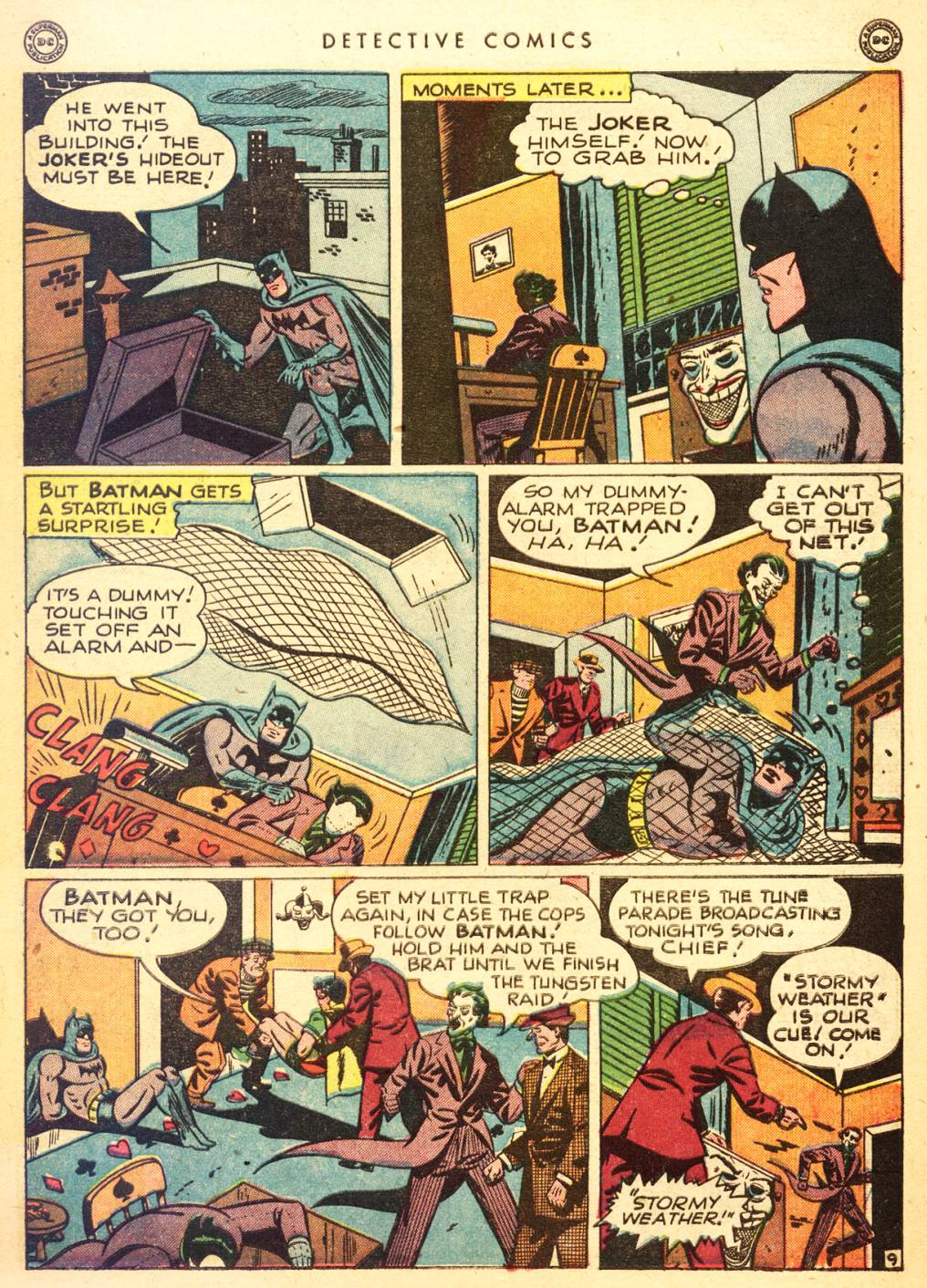 Detective Comics (1937) 124 Page 10