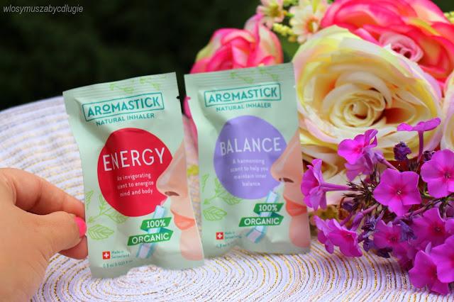 Aromastick – Siła natury zamknięta w zapachowych sztyftach inhalacyjnych