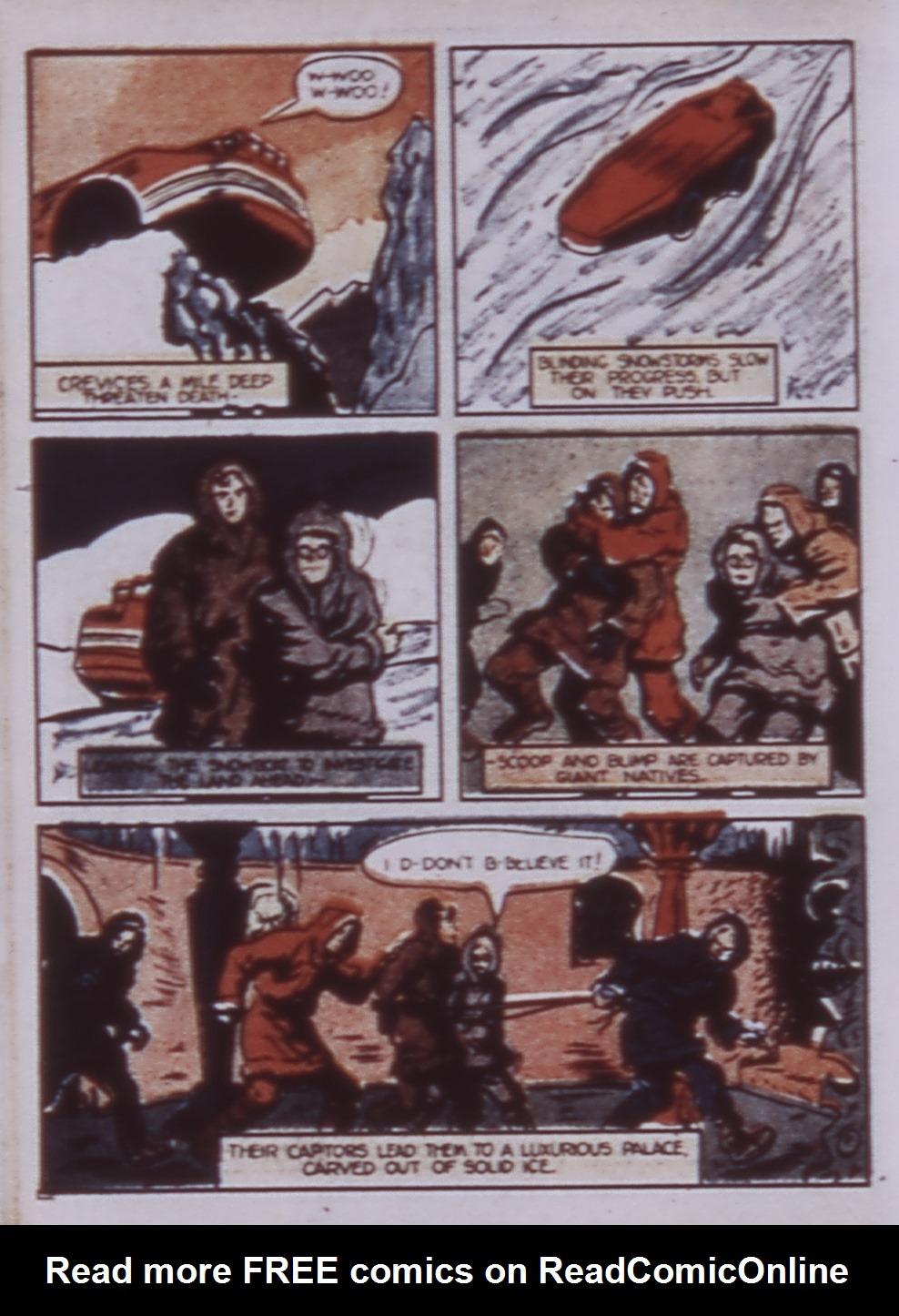 Read online WHIZ Comics comic -  Issue #3 - 30