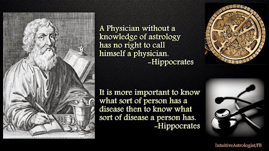 Hippocrates Astrology Quotes