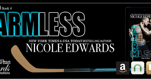 Pre-Order: HARMLESS (Pier 70 #4) by Nicole Edwards