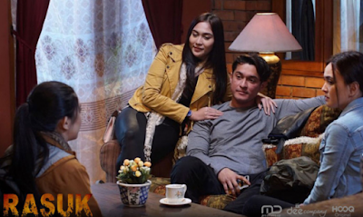 Rasuk, Rasuk (2018), Movie, Filem, Movie Review, Indonesian Movie, Filem Indonesia, Indonesian Movie Rasuk (2018), Shandy Aulia Movie, Filem Rasuk Lakonan Shandy Aulia, Review By Miss Banu, Blog Miss Banu Story, Kisah Seram, Filem Indonesia Rasuk (2018), Sinopsis Filem Indonesia Rasuk (2018), Cast, Pelakon Filem Indonesia Rasuk (2018), Shandy Aulia, Miller Khan, Denira Wiraguna, Gabriella Desta, Miller Khan Movie, Indonesian Horror Movie,