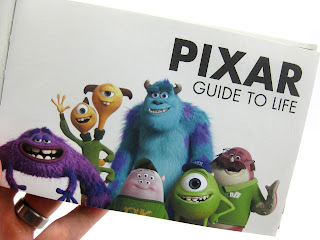 hallmark pixar guide to life book
