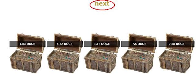 Chọn hộp kho báu boxdoge