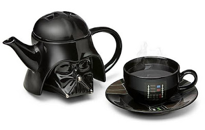 Starwars Themed Teapot Set
