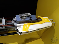 LEGO Star Wars Y-wing Starfighter