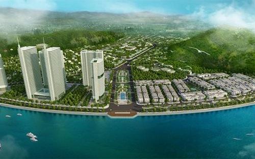 Vingroup ra mắt khu đô thị Vinhomes Dragon Bay