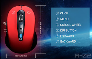 MOUSE BLUETOOTH PER ANDROID