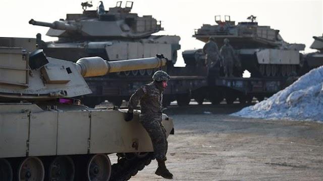 US, Romania launch navy drills in Black Sea near Russia