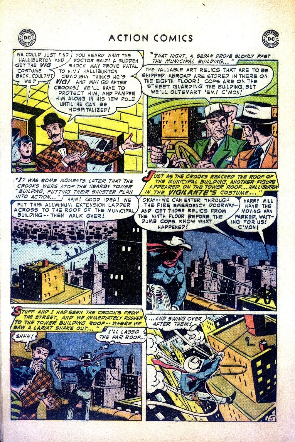 Action Comics (1938) 195 Page 37