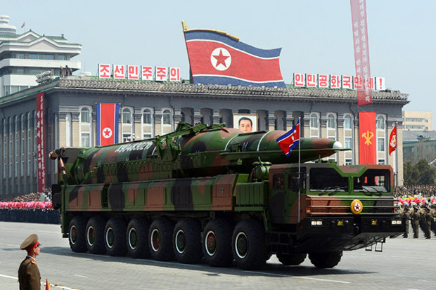 Korea Utara Ancam Akan Hapus AS dari Muka Bumi