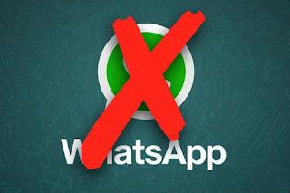 Cara Menghentikan Aplikasi Whatsapp Sementara