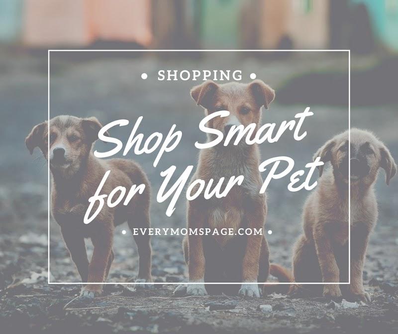 Shop Smart for Your Pet