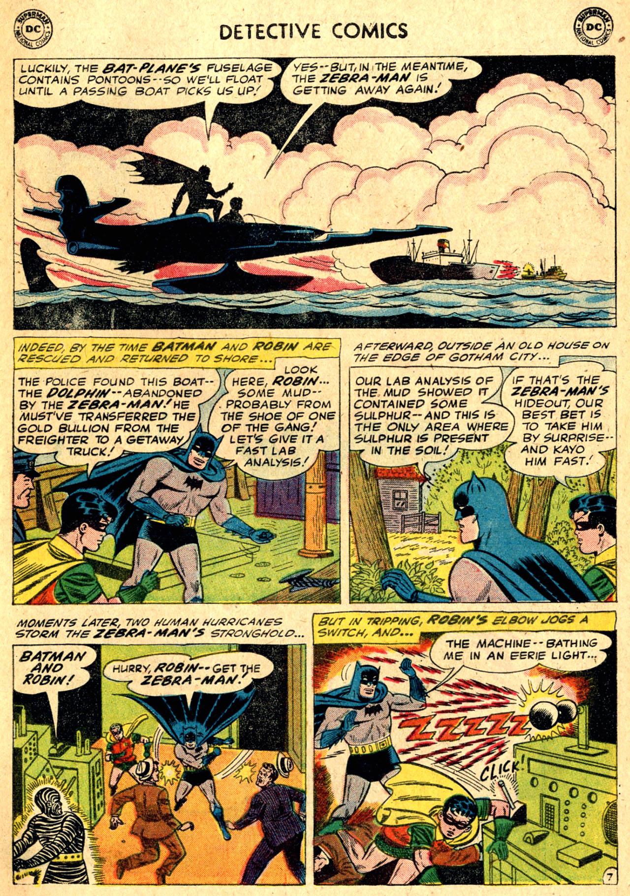 Read online Detective Comics (1937) comic -  Issue #275 - 9