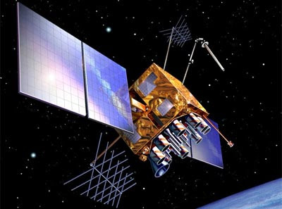 GPS NAVSTAR Satellite