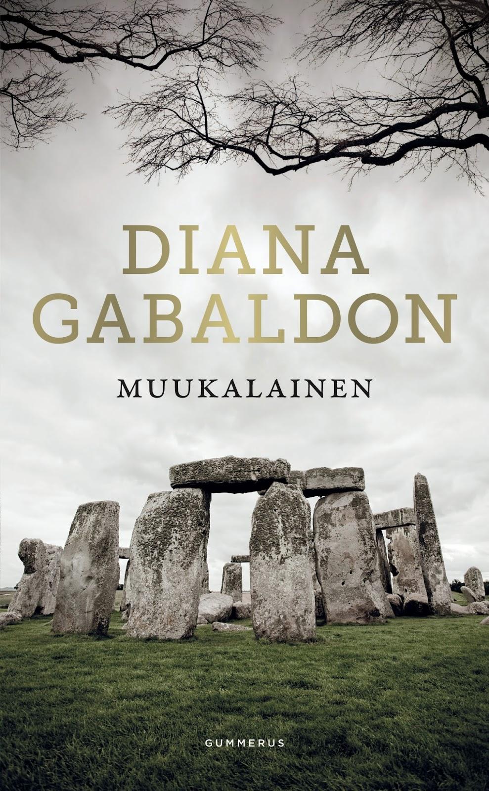 Muukalainen Diana Gabaldon