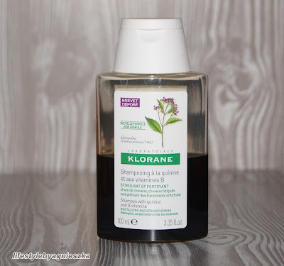 Klorane - Szampon z chininą