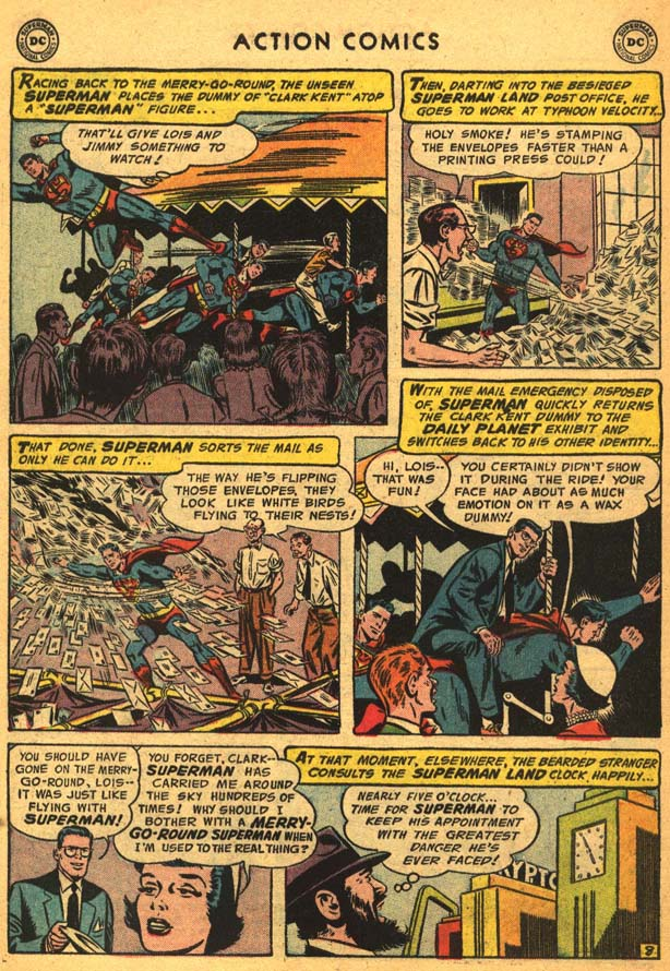 Read online Action Comics (1938) comic -  Issue #210 - 12